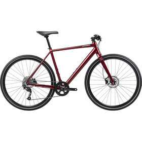 Orbea Carpe 20, dark red